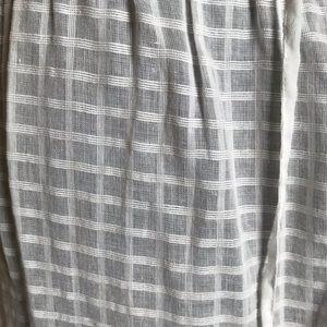 Tommy Bahama Swim - Tommy Bahama long cover up white skirt